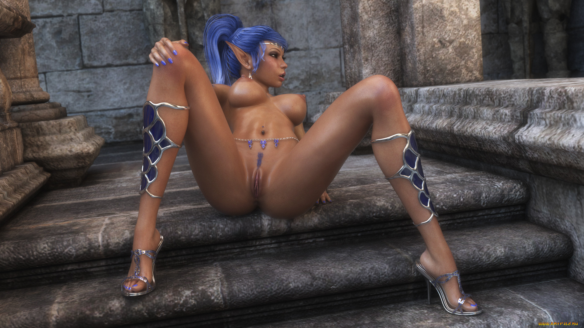 Nude elf porn phone wallpaper nackt photos